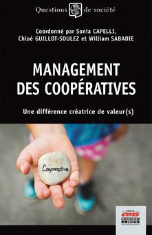 Management des coopératives : Une différence créatrice de valeur(s) | Sonia Capelli