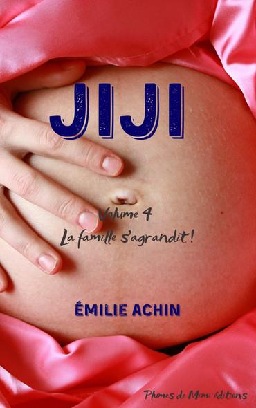 Jiji - Volume 4 : La famille s'agrandit