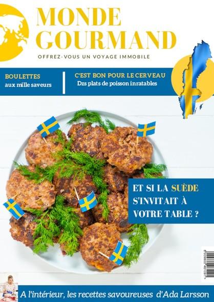 Monde Gourmand N°008
