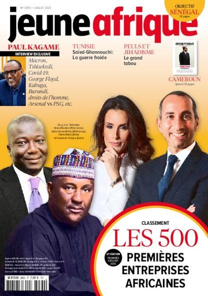 Jeune Afrique - Juillet 2020