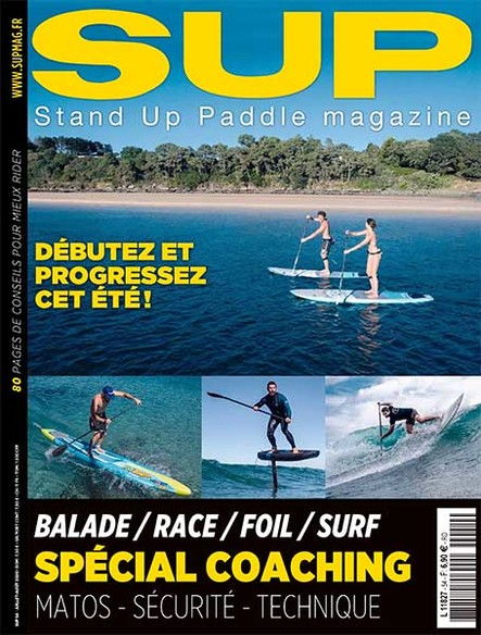 Stand Up Paddle - Juillet/Août 2020