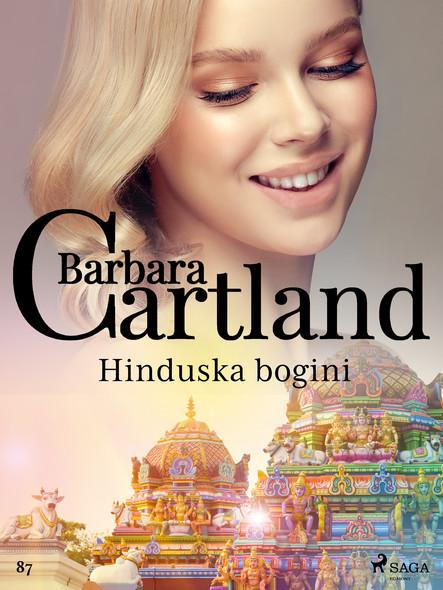 Hinduska bogini - Ponadczasowe historie miłosne Barbary Cartland