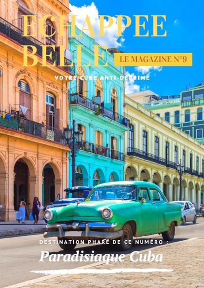 Echappée Belle Magazine N°009