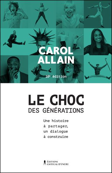 Le choc des générations — Nouvelle édition : Une histoire à partager, un dialogue à construire