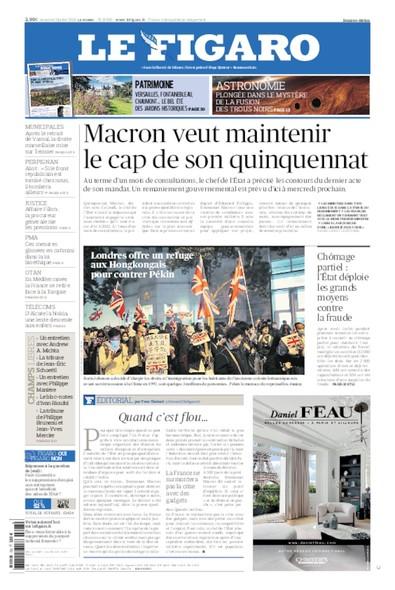 Le Figaro - 03 Juillet 2020