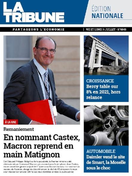 La Tribune - 04 Juillet 2020