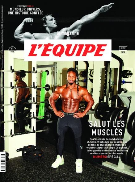 Magazine l'Equipe - N°1975