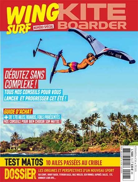 Kite Boarder - Eté 2020