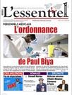 L'essentiel du Cameroun numéro 301