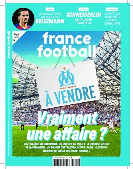 France Football - 07 Juillet 2020