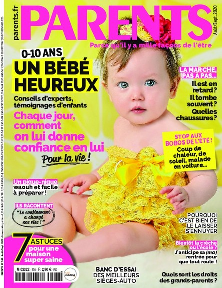 Parents N°598 - Juillet 2020