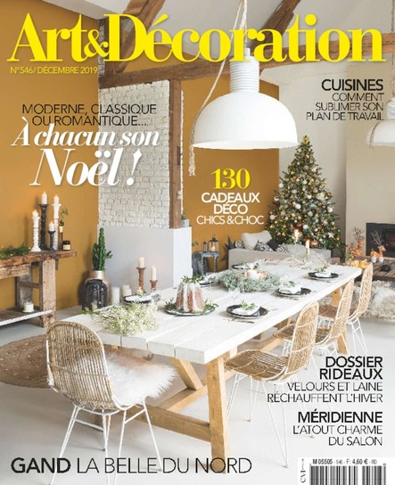 Art et Décoration - Décembre 2019