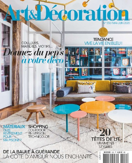 Art et Décoration - Mai/Juin 2020