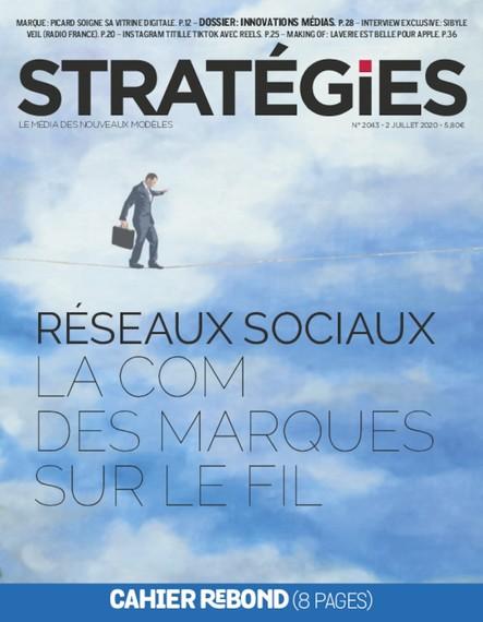 Stratégies N°2043