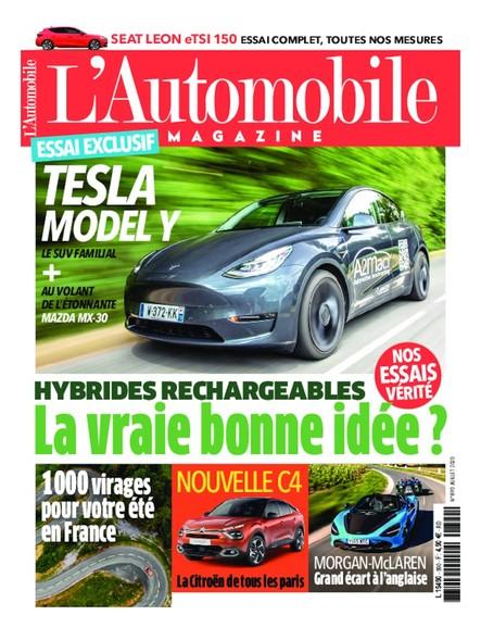 L'Automobile Magazine - Juillet 2020