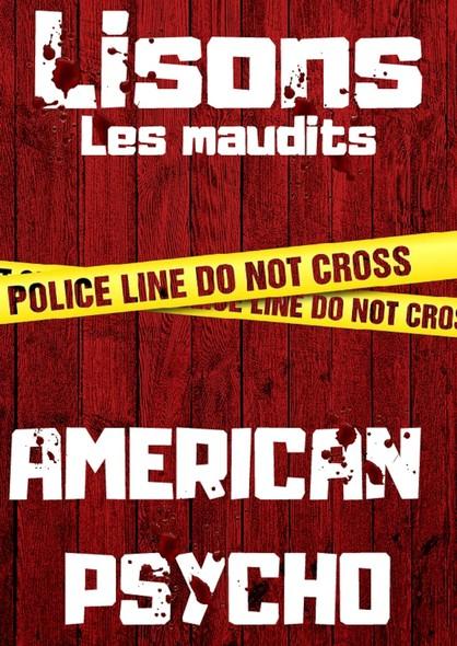 Lisons Les Maudits N°018 - American Psycho