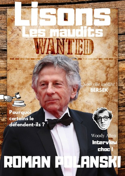 Lisons Les Maudits N°023 - Roman Polanski