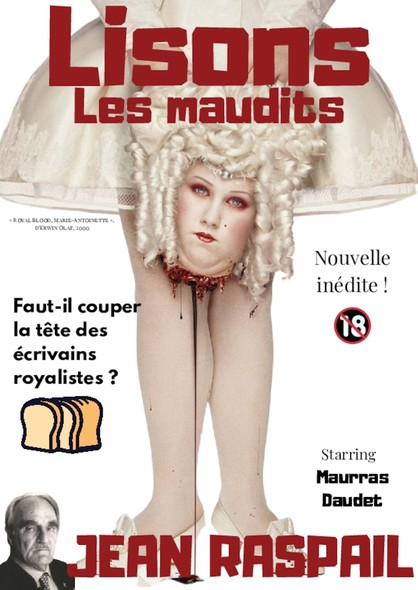 Lisons Les Maudits N°024 - Jean Raspail