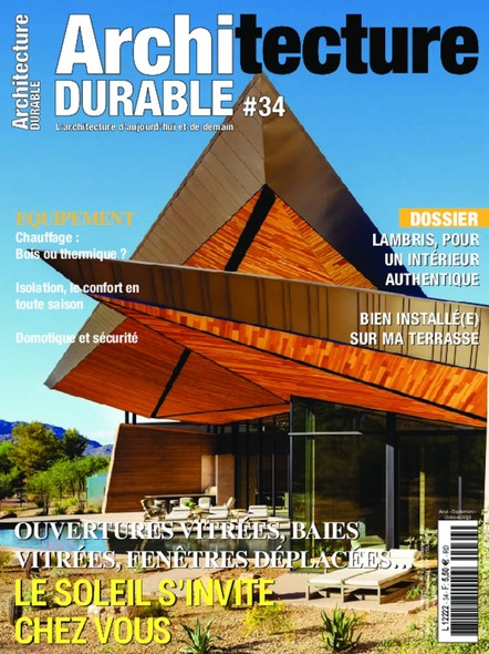 Architecture Durable N°34