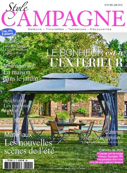 Style Campagne - Mai/Juin 2019