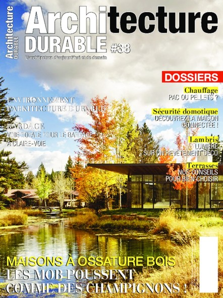 Architecture Durable N°38