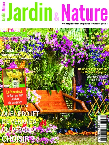 Jardin Et Nature - Avril 2019