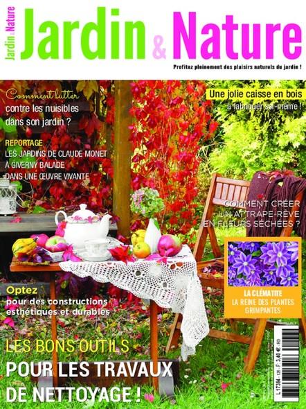 Jardin Et Nature - Septembre/Octobre 2019