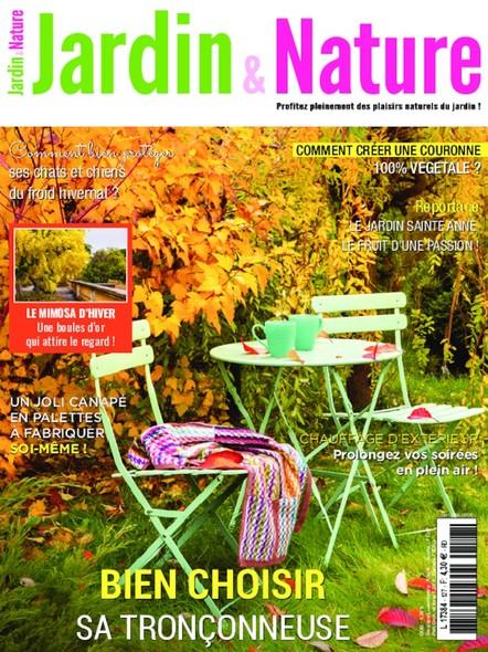 Jardin Et Nature - Novembre/Décembre 2019