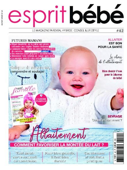 Esprit Bébé - Décembre/Janvier/Février 2019