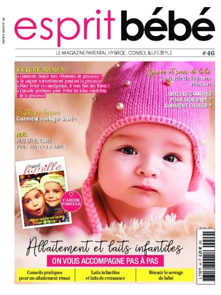 Esprit Bébé - Novembre/Décembre 2019