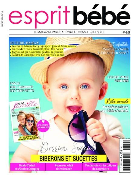 Esprit Bébé - Juin/Juillet/Août 2020