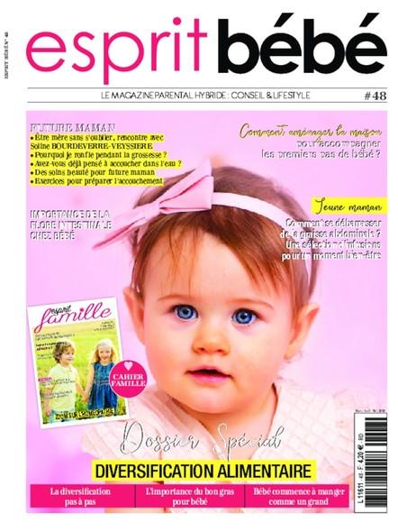 Esprit Bébé - Mars/Avril/Mai 2020