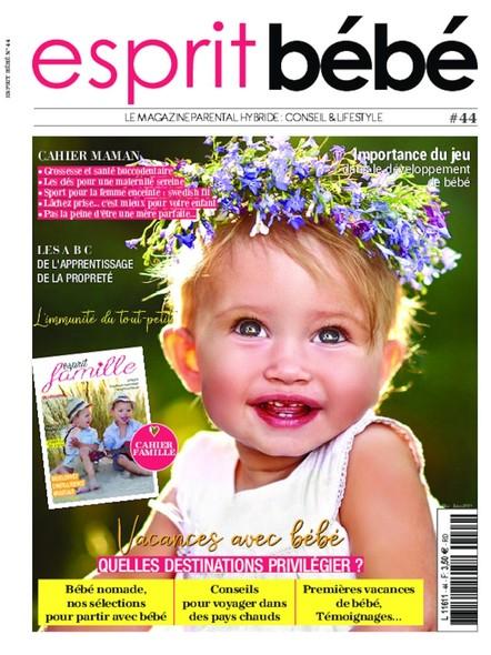 Esprit Bébé - Mai/Juin 2019