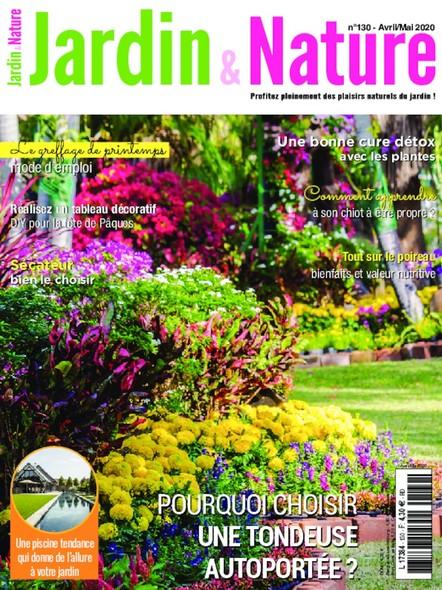 Jardin Et Nature - Avril/Mai 2020