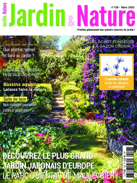 Jardin Et Nature - Mars 2020