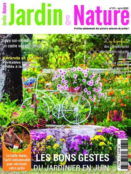 Jardin Et Nature - Juin 2020