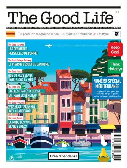 The Good Life N°44 - Juillet/Août 2020