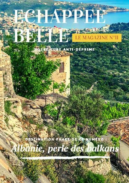 Echappée Belle Magazine N°011