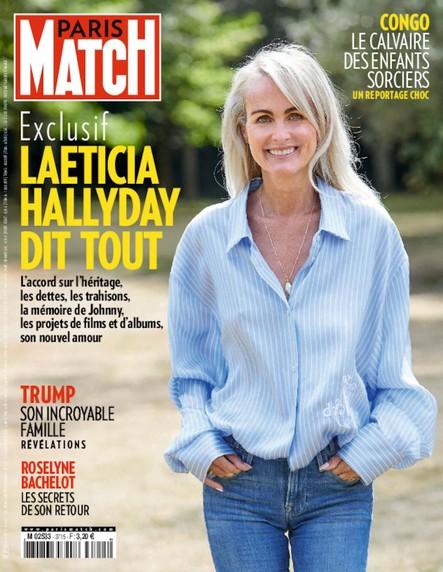 Paris Match N°3715 - Juillet 2020