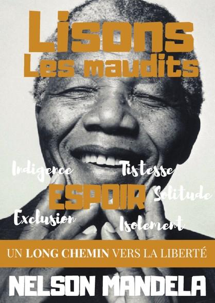 Lisons Les Maudits N°028 - Nelson Mandela
