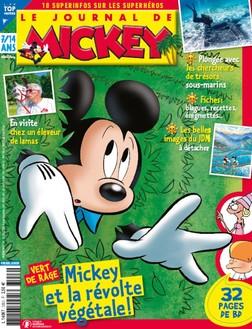 Le Journal De Mickey - 22 Juillet 2020 |