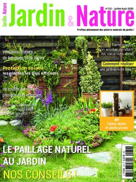 Jardin Et Nature - Juillet/Août 2020