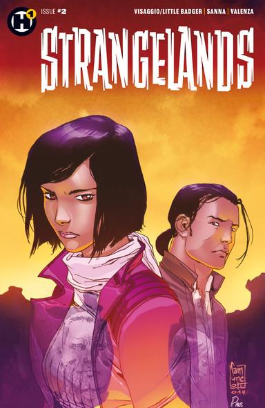 Strangelands Issue #2