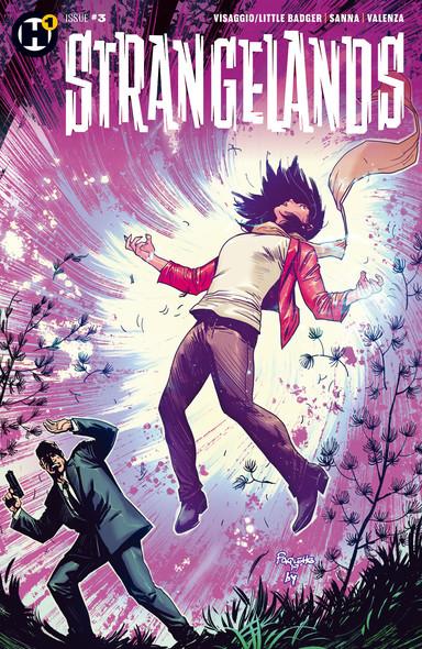 Strangelands Issue #3