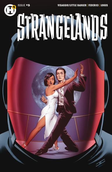 Strangelands Issue #5