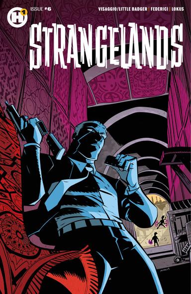 Strangelands Issue #6