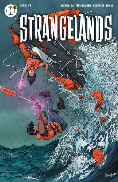 Strangelands Issue #7