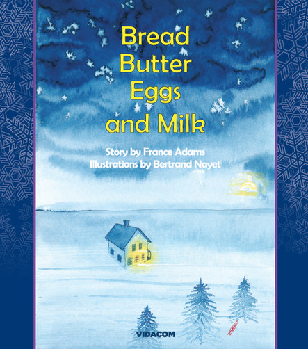 Bread, Butter, Eggs, and Milk
