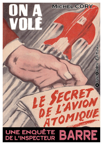 On a volé le secret de l'avion atomique