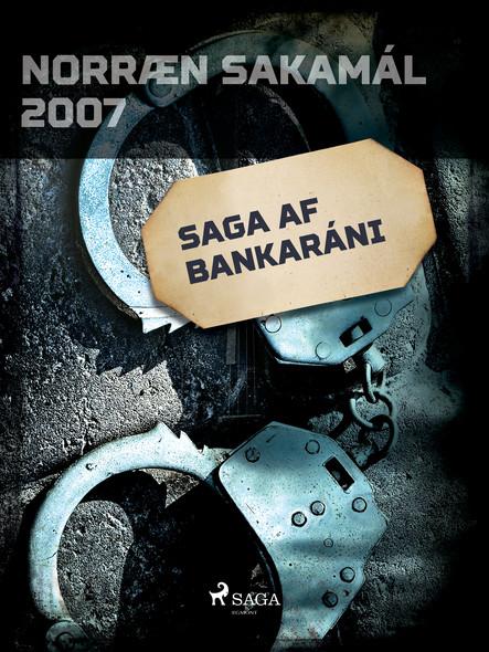 Saga af bankaráni